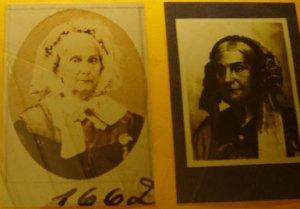Fotos da Marquesa de Santos idosa