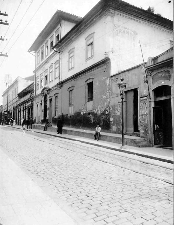Pensão Milano 1912