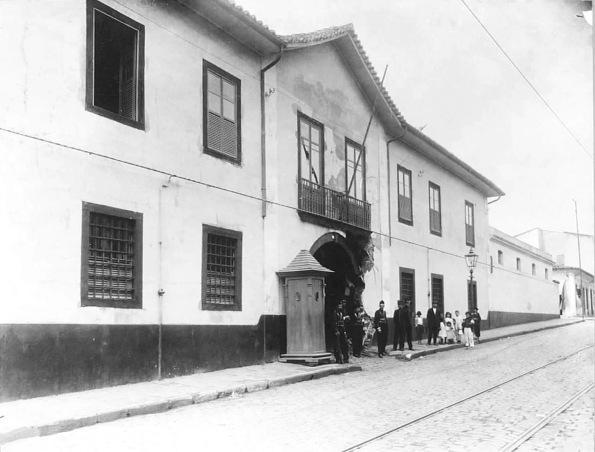 Quartel de Linha 1913