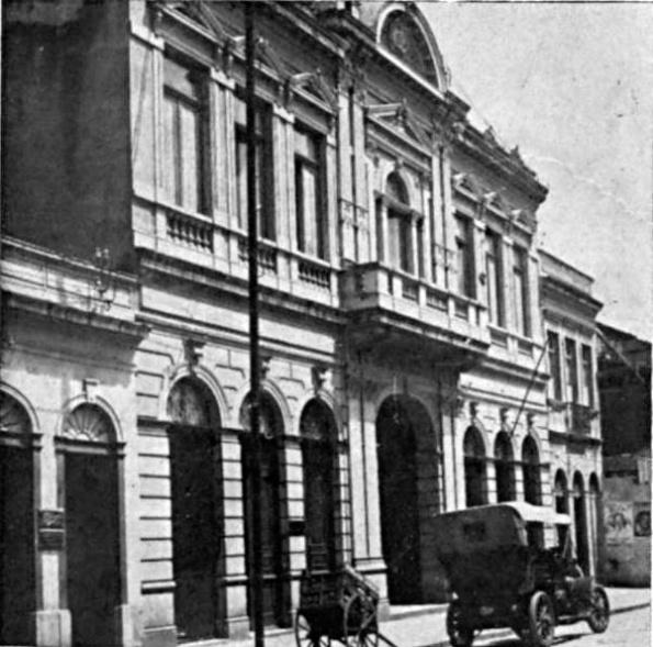 Careta ed40 1909 hotel