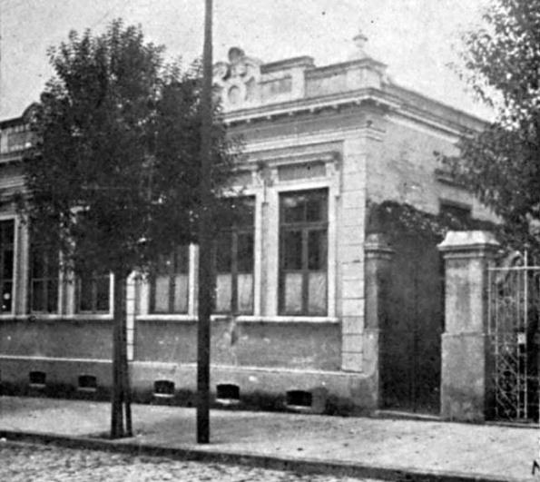 Careta ed40 1909 pensão
