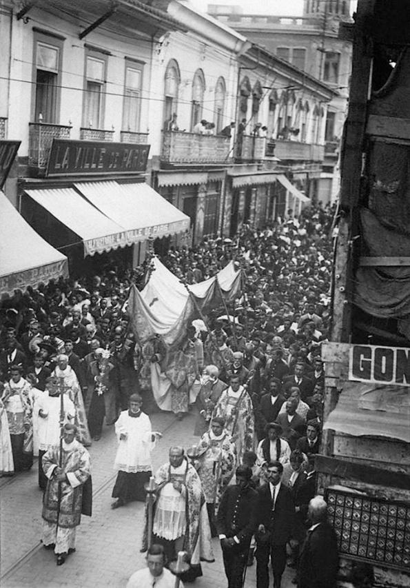 Rua Direita 1910