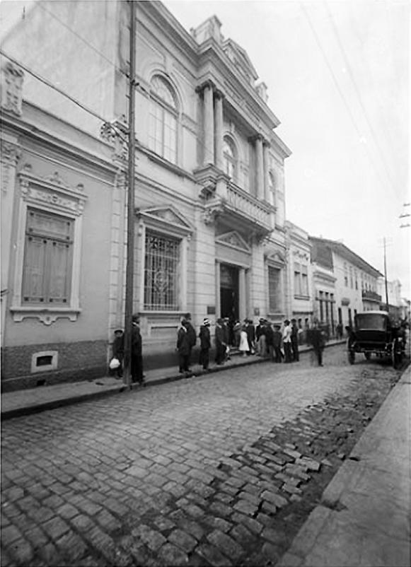 Rua Benjamin Constant