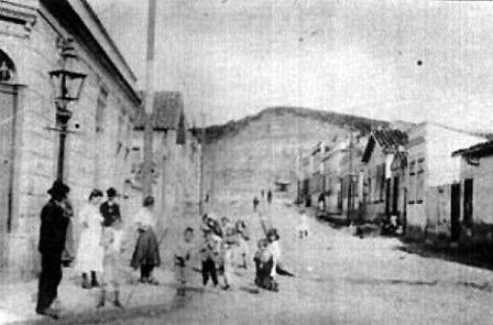 Rua Espírita 1905