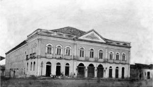 Teatros - São José 1874
