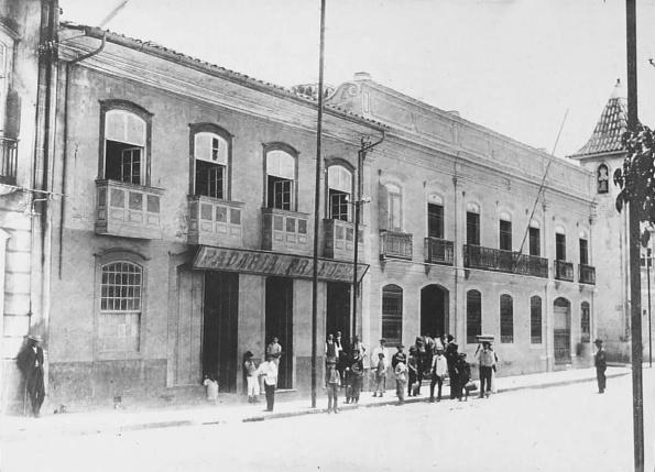 Rua do Carmo 1910