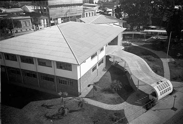 Biblioteca Infantil Monteiro Lobato 1952