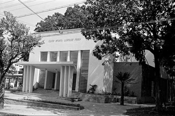 Teatro Leopoldo Froes 1952