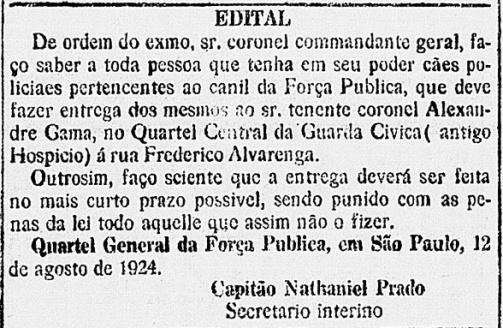 CP 14-08-1924 anúncio recorte