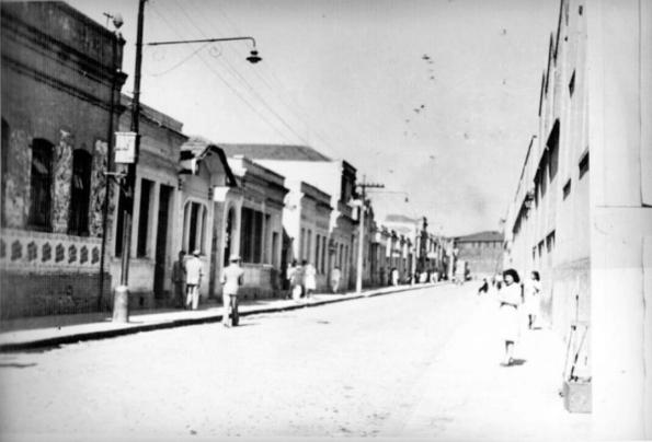 Rua Itaboca cerca 1950