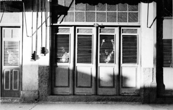 vitrine Rua Itaboca